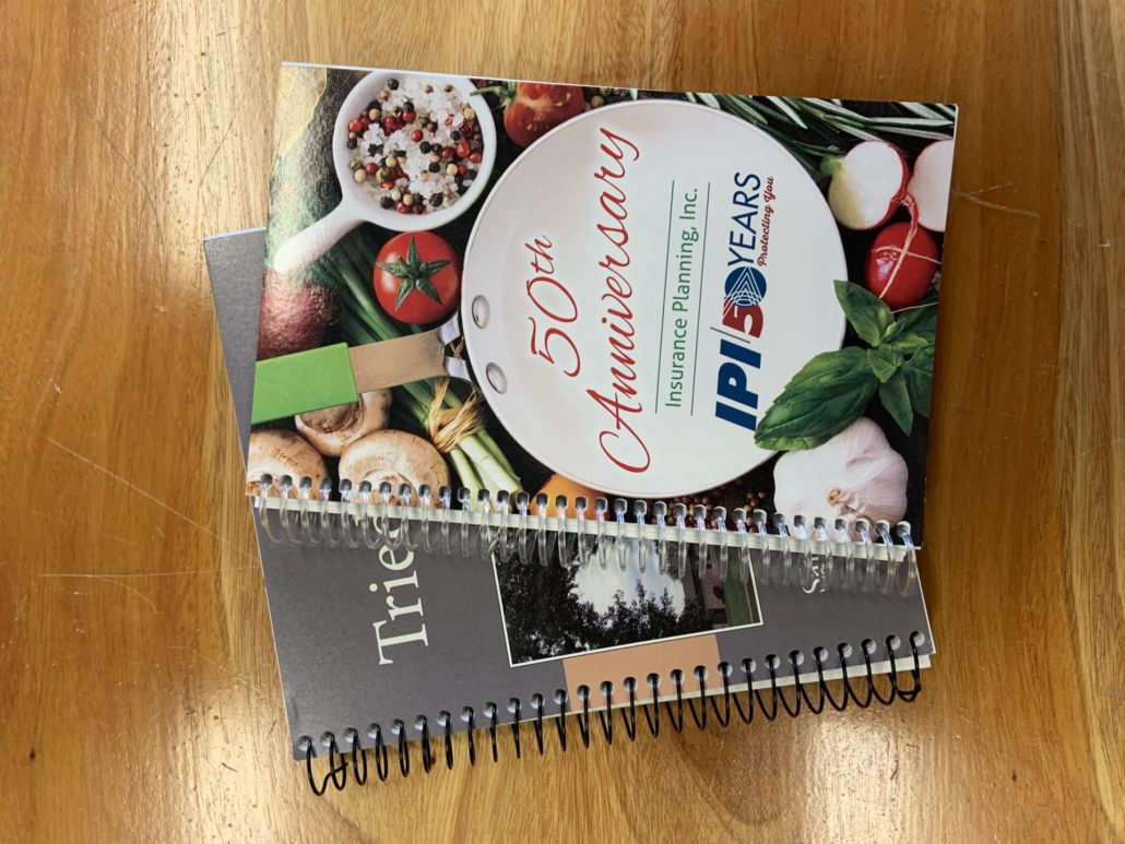 Customized Cookbooks